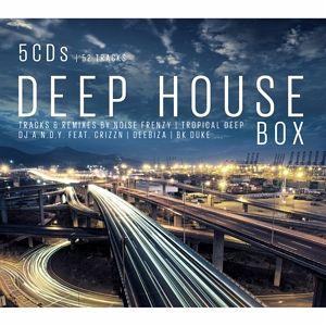 Deep house box cd for Deep house covers