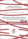 Schmatzen erlaubt, Herr Knigge? (eBook, ePUB)