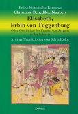 Elisabeth, Erbin von Toggenburg. Oder Geschichte der Frauen von Sargans in der Schweiz (eBook, ePUB)