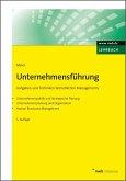 Unternehmensführung (eBook, ePUB)