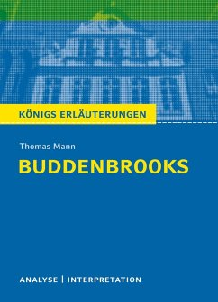 Buddenbrooks von Thomas Mann. (eBook, ePUB) - Mann, Thomas