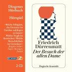 Der Besuch der alten Dame, 2 Audio-CDs