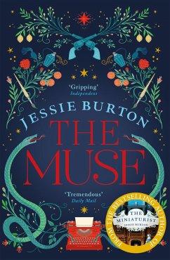 The Muse - Burton, Jessie