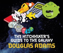 The Hitchhiker´s Guide to the Galaxy. Film Tie-in. 5 CDs