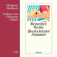 Becks letzter Sommer, 8 Audio-CDs - Wells, Benedict