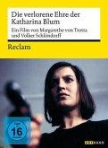 Die verlorene Ehre der Katharina Blum, 1 DVD