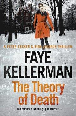 The Theory of Death - Kellerman, Faye