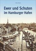 Ewer und Schuten im Hamburger Hafen