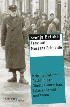 Auf Messers Schneide - Bethke, Svenja
