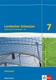 Lambacher Schweizer. Arbeitsheft plus Lösungsheft 7. Schuljahr. Niedersachsen G9
