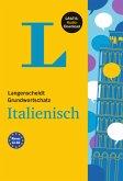 Langenscheidt Grundwortschatz Italienisch - Buch mit Audio-Download
