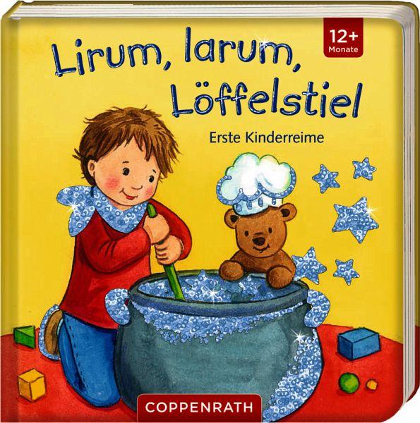 Lirum, larum, Löffelstiel - Buch - bücher.de