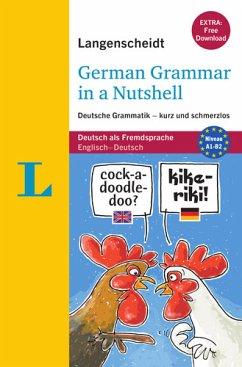 Langenscheidt German Grammar in a Nutshell - Bu...