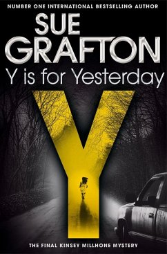 Y is for Yesterday - Grafton, Sue