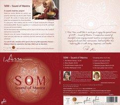 SOM - Sound of Mantra, Audio-CD