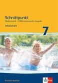 Schnittpunkt Mathematik - Differenzierende Ausgabe für Nordrhein-Westfalen. Arbeitsheft mit Lösungsheft Mittleres Niveau 7. Schuljahr