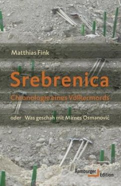Srebrenica - Fink, Matthias