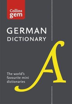 German Gem Dictionary - Collins Dictionaries