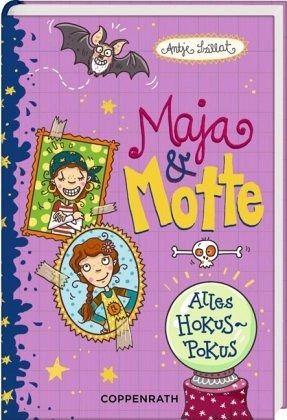 Buch-Reihe Maja & Motte von Antje Szillat