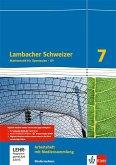 Lambacher Schweizer. 7. Schuljahr G9. Arbeitsheft plus Lösungsheft und Lernsoftware. Neubearbeitung. Niedersachsen