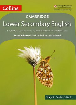 Lower Secondary English Student's Book: Stage 8 - Berchell, Julia; Gould, Mike