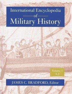 International Encyclopedia of Military History