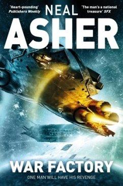 War Factory - Asher, Neal