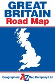 Great Britain A-Z-Road Map