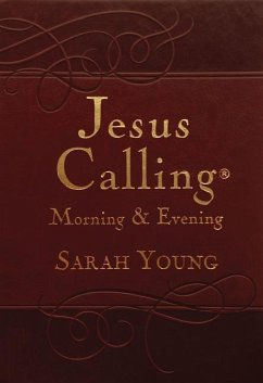Jesus Calling Morning and Evening Devotional - Young, Sarah