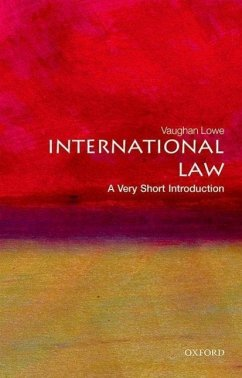 International Law: A Very Short Introduction - Lowe, Vaughan