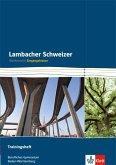 Lambacher Schweizer für berufliche Gymnasien. 11. Schuljahr. Trainingsheft Eingangsklasse. Baden-Württemberg