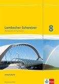 Lambacher Schweizer. 8. Schuljahr. Arbeitsheft plus Lösungsheft. Neubearbeitung. Rheinland-Pfalz