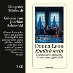 Endlich mein / Commissario Brunetti Bd.24 (8 Audio-CDs)