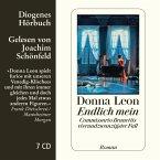Endlich mein / Commissario Brunetti Bd.24 (8 Audio-CDs)
