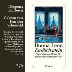 Endlich mein / Commissario Brunetti Bd.24 (8 Audio-CDs) - Leon, Donna