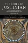 The Codex of Justinian 3 Volume Hardback Set