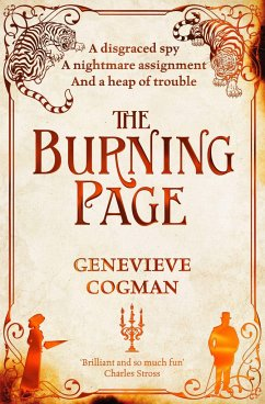 The Burning Page - Cogman, Genevieve