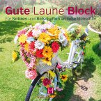 Gute Laune Block Fahrrad