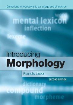 Introducing Morphology - Lieber, Rochelle