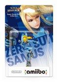 amiibo Smash Zero Suit Samus #40 (Wii U)