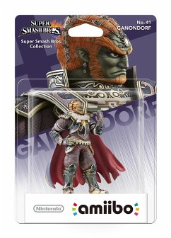 amiibo Ganondorf Super Smash Bros. Collection