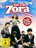 Die rote Zora - Die komplette Serie (3 Discs)