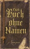 Das Buch ohne Namen / Anonymus Bd.1 (Mängelexemplar)