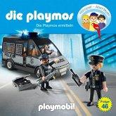 Die Playmos ermitteln / Die Playmos Bd.46 (1 Audio-CD)