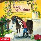 Hannah und Pinto / Ponyhof Apfelblüte Bd.4 (MP3-Download)
