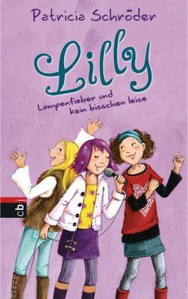 Buch-Reihe Lilly Wunderbar von Patricia Schröder