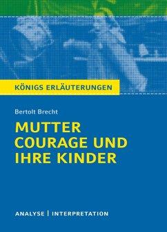 Mutter Courage und ihre Kinder von Bertolt Brecht. (eBook, ePUB) - Brecht, Bertolt