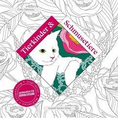 Tierkinder & Schmusetiere - Delanssay, Cathy