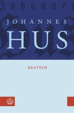 Johannes Hus deutsch - Hus, Jan
