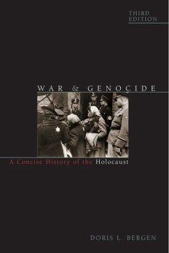 War and Genocide - Bergen, Doris L.